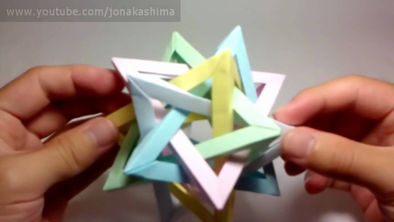 Top 10 Origami Youtube