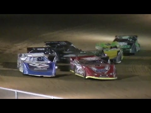 RUSH Crate Late Model Heat Three | McKean County Raceway | Fall Classic | 10.10.14
