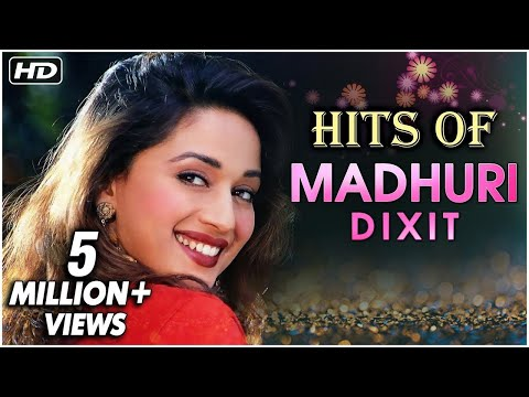 Best Hits Of Madhuri Dixit | Top 10 Madhuri Dixit Hits | Evergreen Hindi Songs | Hum Aapke Hain Koun