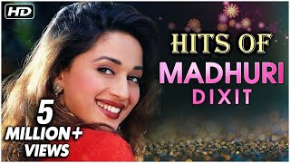Best Hits Of Madhuri Dixit Top 10 Madhuri Dixit Hits Evergreen Hindi Songs Hum Aapke Hain Koun