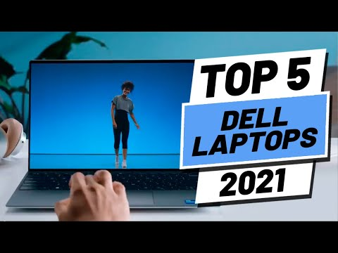 Top 5 BEST Dell Laptops of (2021)