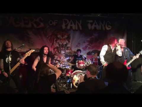 Gangland : Tygers of Pan Tang @ Früit - (26th October 2016)