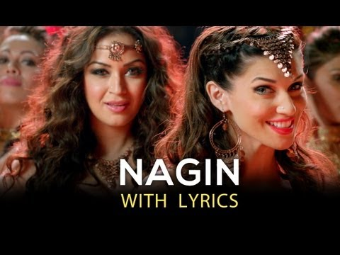 Nagin (Lyrical Full Song) | Bajatey Raho |...