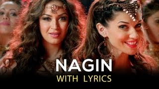 Nagin (Lyrical Full Song) | Bajatey Raho | Tusshar Kapoor & Ranvir Shorey