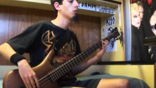 Praying Mantis - Thirty Pieces of Silver Bass Cover By Marga