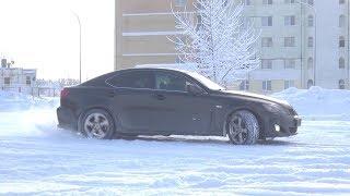 Надежный Японский Леха 2005 Lexus Is250.  Тест-Драйв.
