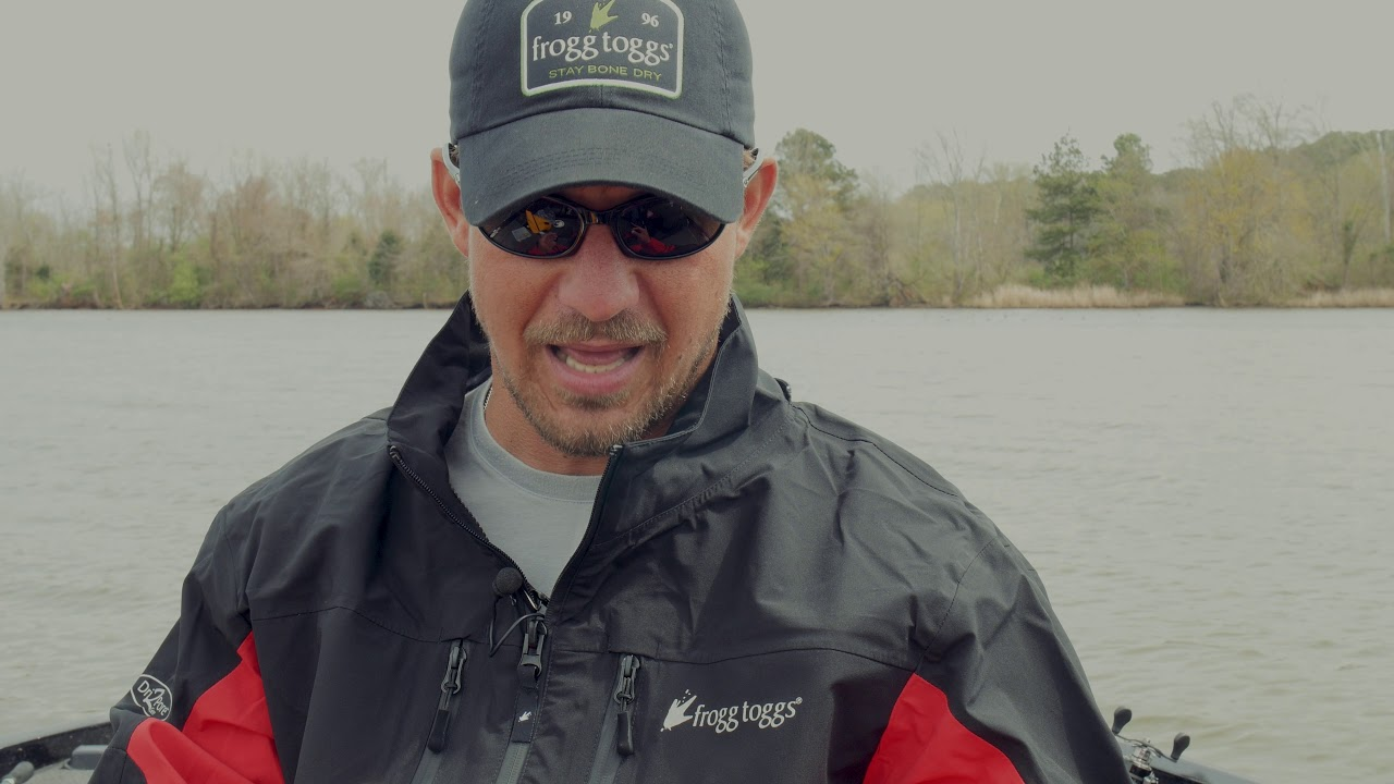 Pro Staff, Keith Poche Talks about Swim Jigs