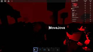 Doing Blood hour with my friends The rake Roblox Classic Edition