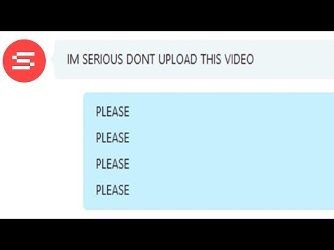 THE TROLL VIDEO I WAS NOT ALLOWED TO UPLOAD...