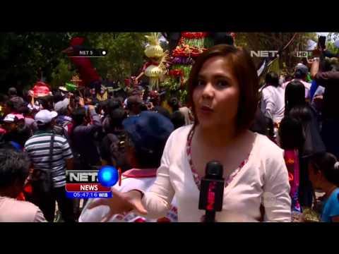 Kemeriahan Acara Sedekah Bumi di Surabaya - NET5