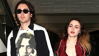 Frances Bean Cobain Is So Grunge When Asked About Her Dad Kurt