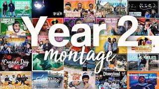 2 Year Montage || Nathan Naiker