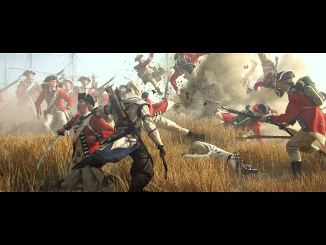 Assassin's Creed III., 2012 cinematic by DIGIC Pictures