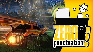Rocket League & Tembo The Badass Elephant (Zero Punctuation)