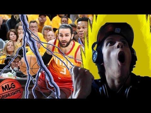 Oklahoma City Thunder vs Utah Jazz Full Game Highlights REACTION!!!