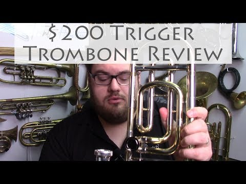 $200 Muslady Bb/F Trombone Review