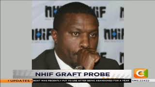 NHIF CEO Geoffrey Mwangi  to be charged