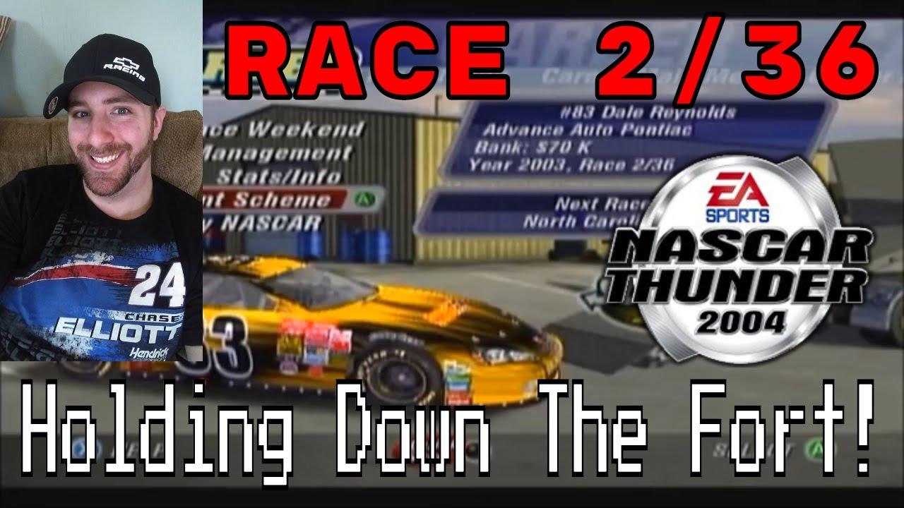NASCAR Thunder 2004 Rookie Championship Challenge