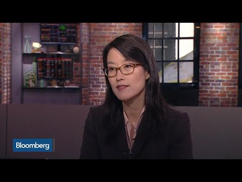 Ellen Pao on Current State of Online Harassment