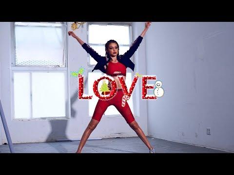 See Model Gigi Hadid in New Love Advent Video!