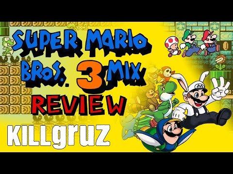 Super Mario 3Mix For NES Review - Nintendo ROM Hack