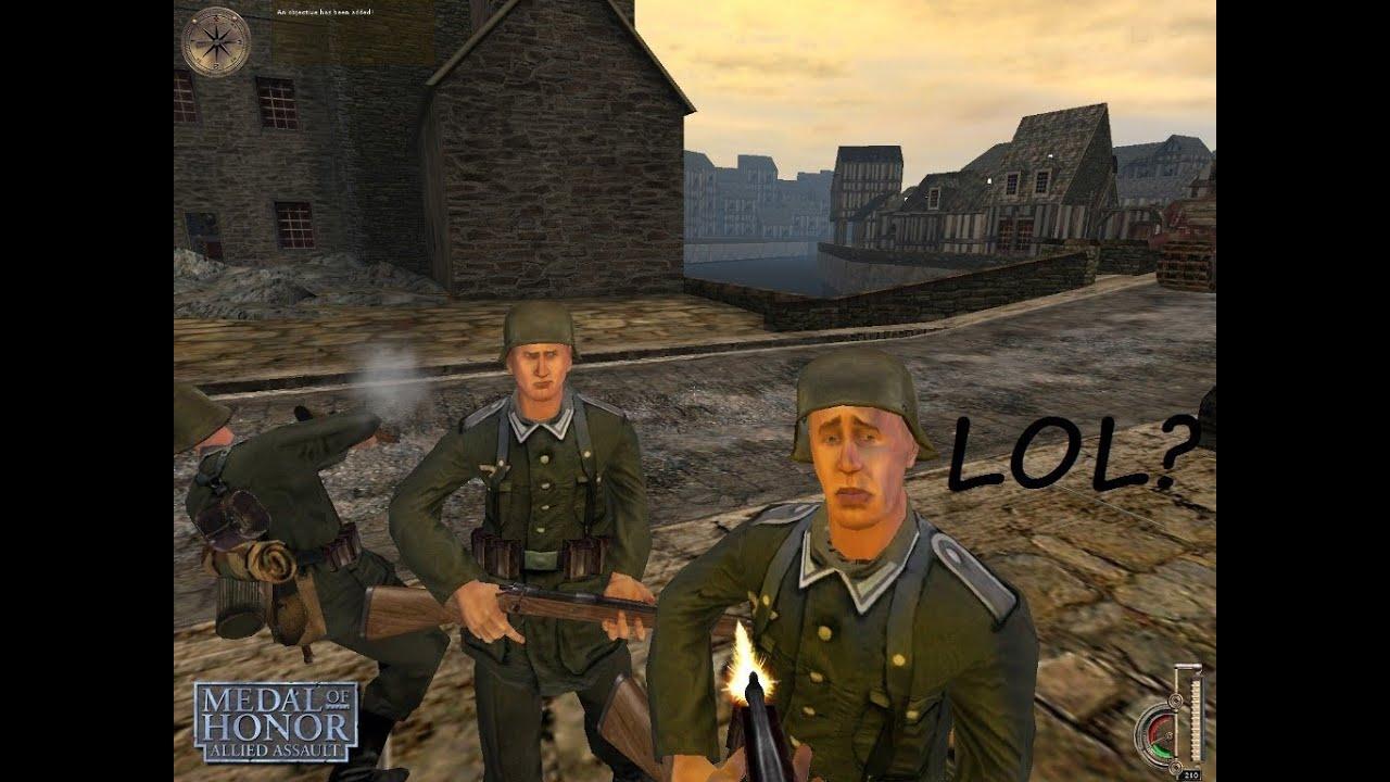 Medal Of Honor 1 скачать игру - фото 2