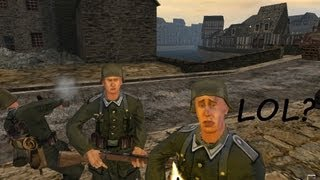 Medal of Honor allied assault breakthrough игра по сети #1