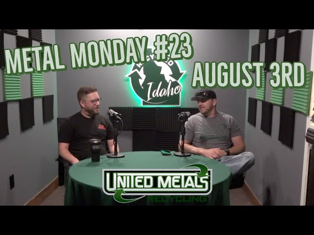 Metal Monday #23 with Nick and Brett