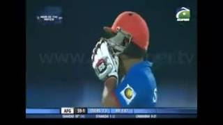 mohammad shehzad fastest batting 100 in 37 balls