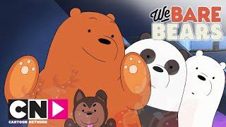 Вся правда о медведях | Рождественское приглашение | Cartoon Network