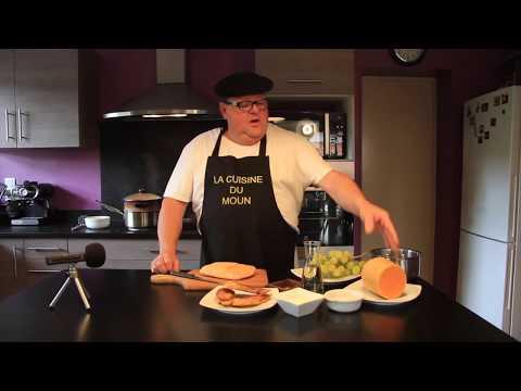 foie-frais-aux-raisins-avec-une-purée-de-butternut---landes-intérieures-&-cuisine-du-moun
