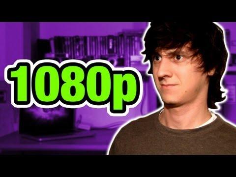 ¿Qué es 1080p?