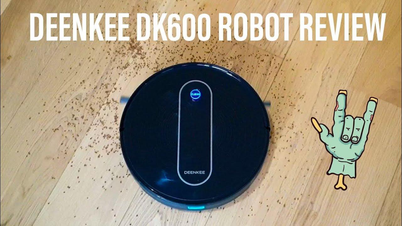 DEENKEE Robot Vacuum Cleaner DK600