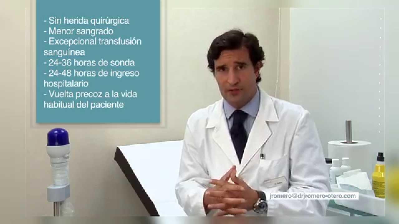 operacion de prostata con laser precio colombia