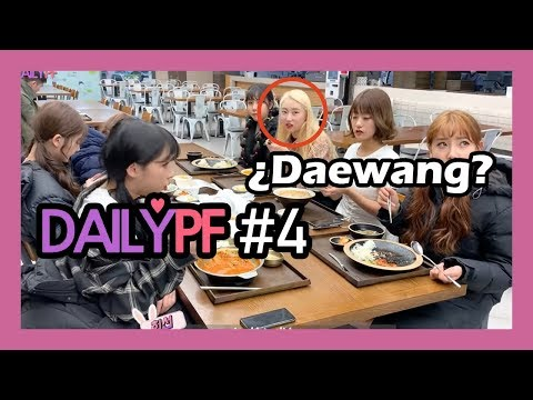 ¿Is Daewang the blonde girl? - Daily PF #4 Review   Jess Mine