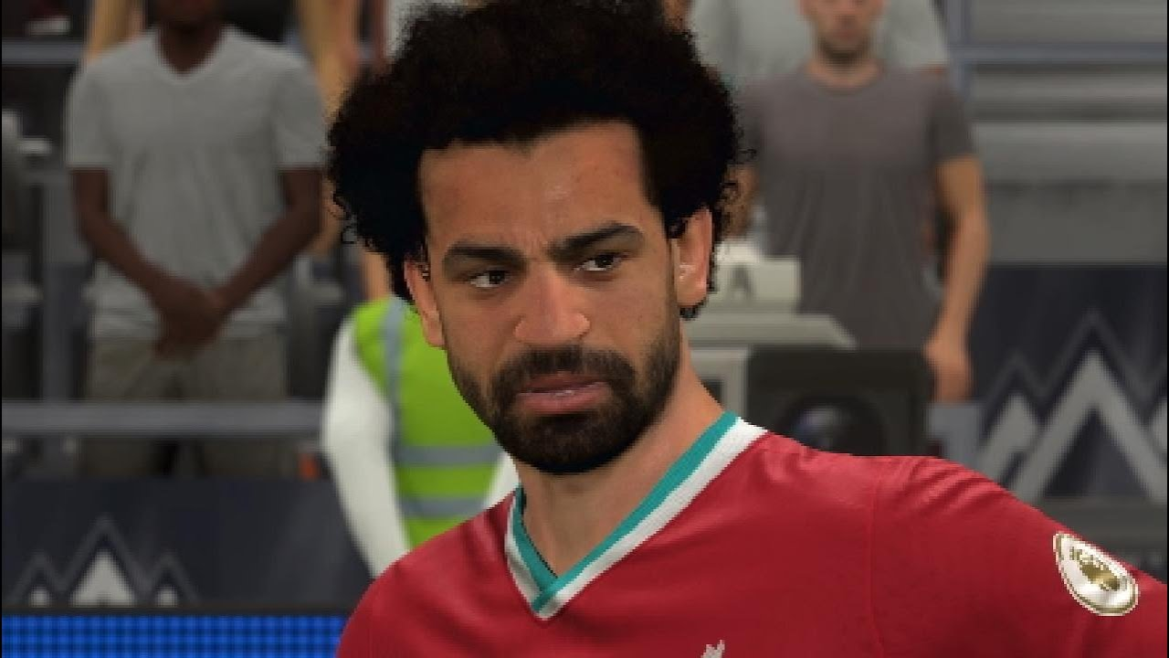 FIFA 21 PS5 NEXT GEN UPDATE! FIFA 21 Mohamed Salah New Updated Face! (PS5  4K 60fps HDR) - YouTube