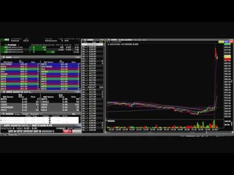 $1,800+ in 15 minutes, First live trading video