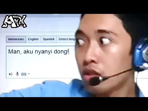 ♫ Melodi - D'MASIV (Cover by Google Translate & ArmanArX)