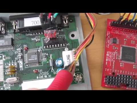 Salvage Stepper Motors and Controllers From Electronics