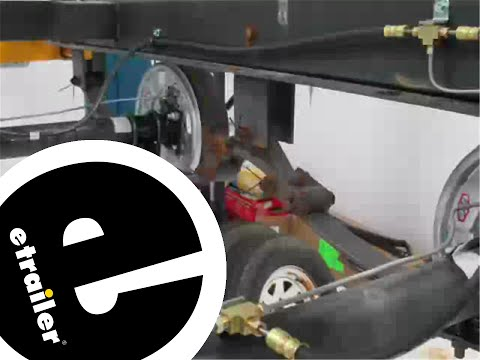 Installation of the Demco Hydraulic Brake Line Kit - etrailer.com
