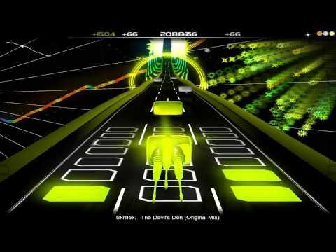 FTN [Dubstep] SKRILLEX - LEAVING EP & BANGARANG EP (Full Album) HD [AudioSurf]