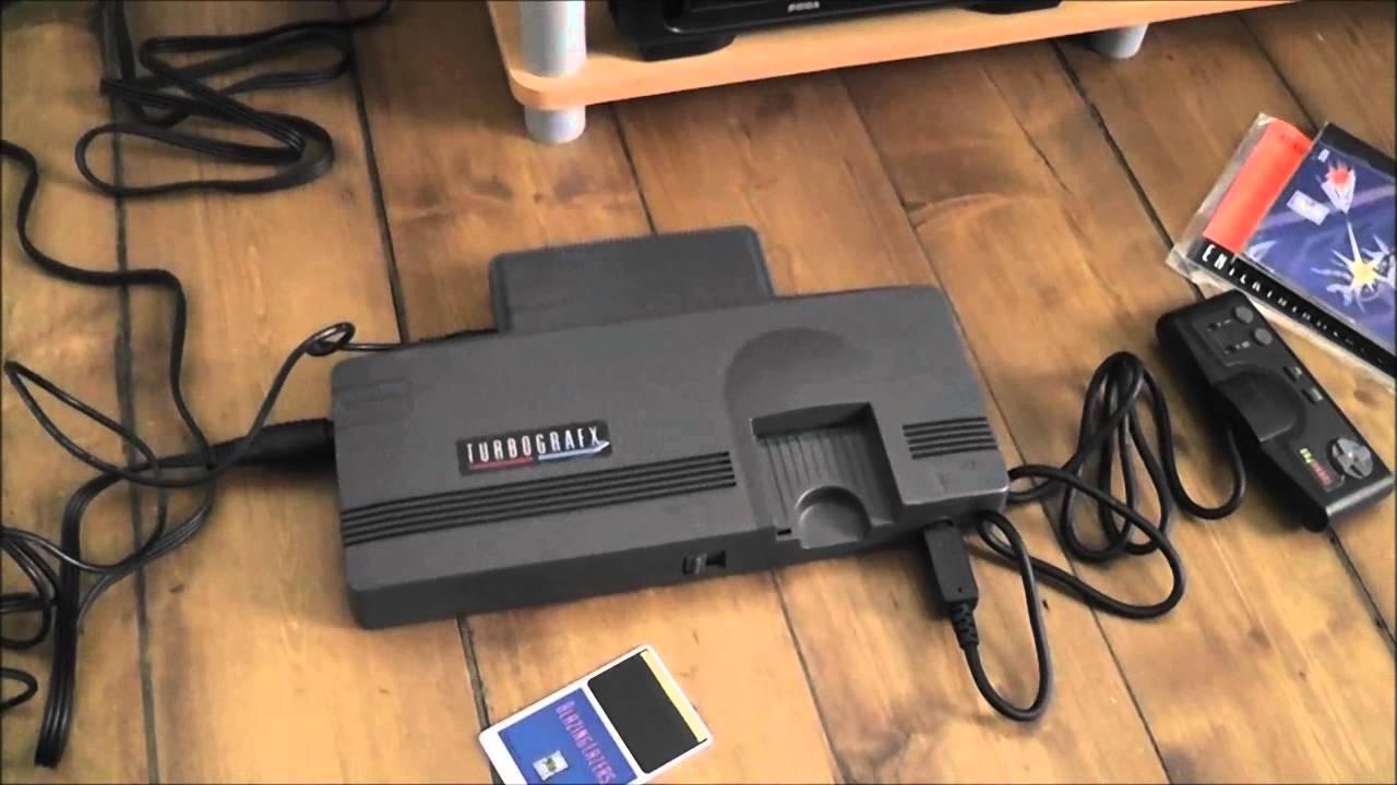 Let's Repair - Ebay Junk - NEC TurboGrafx 16 - PC Engine - Epic Deal!