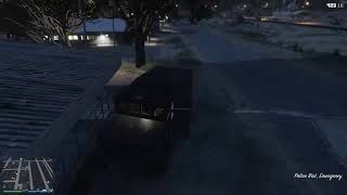 GTA 5 roleplay attempted and failed