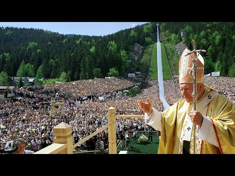 John Paul II Taught That Each Man Was Nailed To The Cross