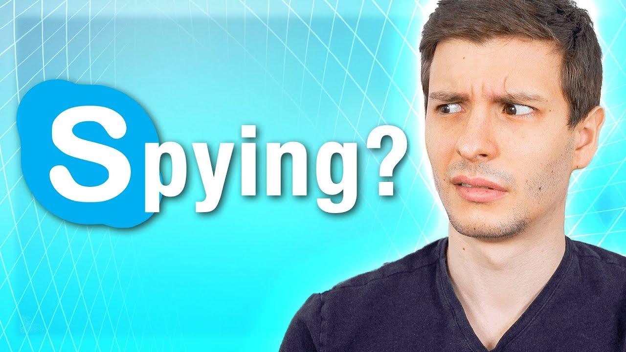 Hört Skype Ihre Gespräche WIRKLICH mit? + video