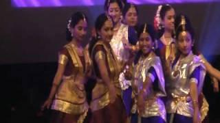 KCS Summer Dreams 2010 ~ Seematti show - Udu raja mukhi Classical dance