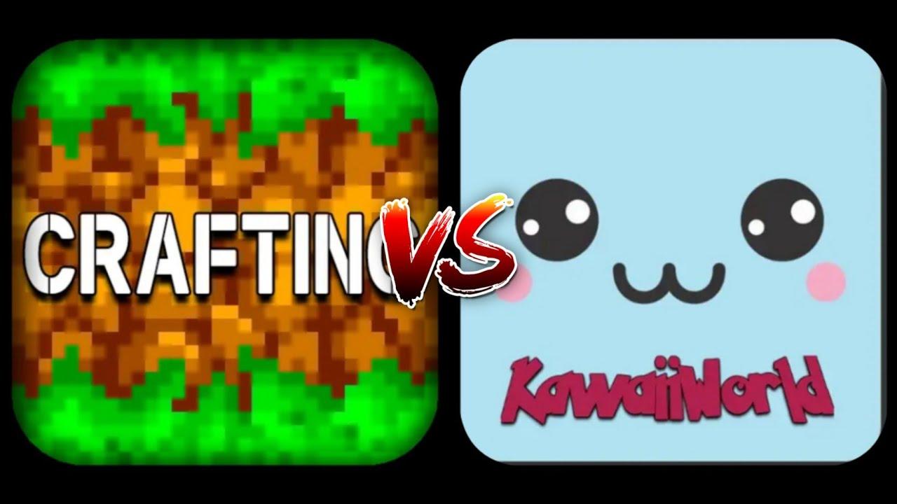 [Building Battle] Crafting And Building VS KawaiiWorld