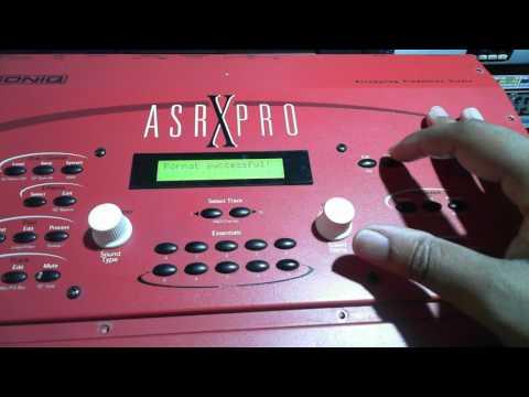 Formatting Drives - ASR-X Pro + SCSI2SD v6 - 7 Partitions