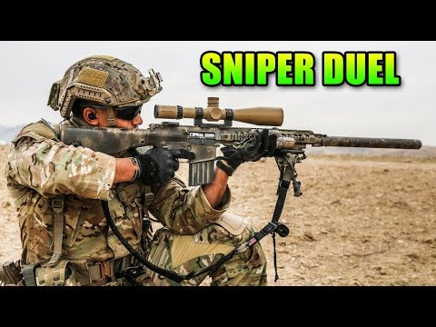 Classic Sniper Duel  - MK11 Warriors   Battlefield 4 Gameplay