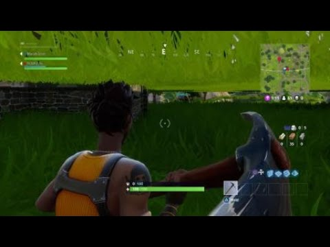 how to get under new loot lake under the map glitch fortnite battle royale